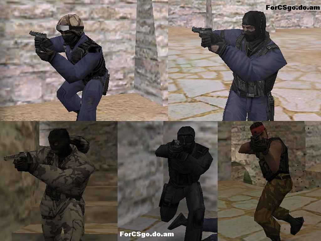 non steam модели игроков