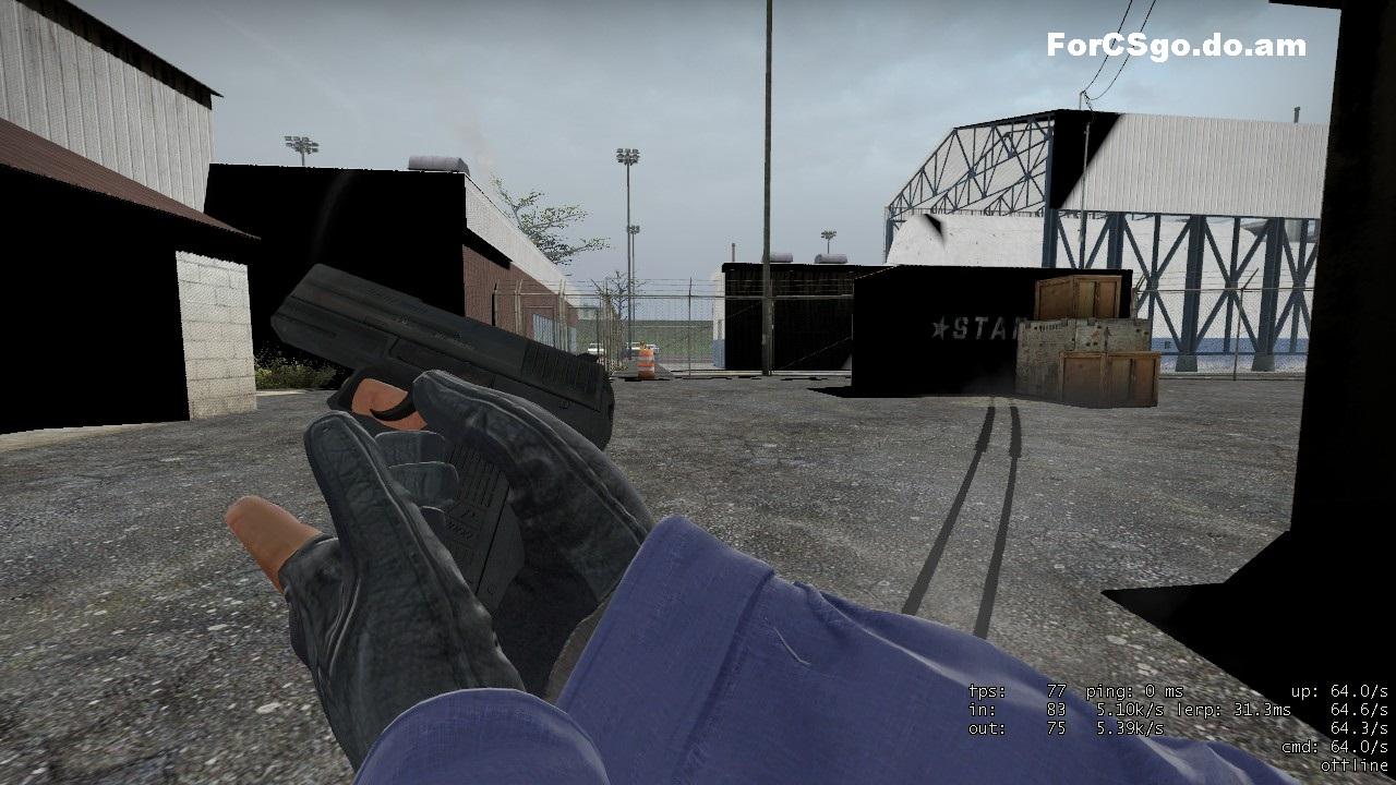 Модели рук для CS GO